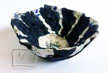 Ceramica Raku   le mie creazioni / Complementi d'arredo e gioielli in ceramica raku