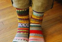 Socks Appeal / I am not a big sock knitter, YET! but I see it in my future . . .