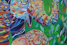 Inspirational Mosaic Art