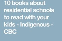 Books - History - Residential Schools