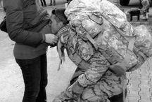 Military / by Brianna Black