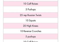 Træning / Treninga tips
