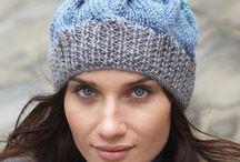 вязание (шапки, шарфы, снуды)