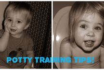 Potty Training / What helps? What doesn't? Books, strategies, timelines....