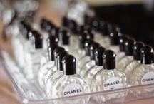 Mini Perfume Wedding Favours