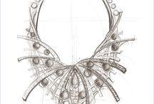 drawing jewelry