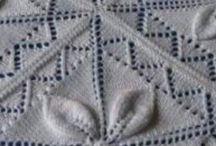 pletene vankúše