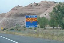 Arizona / by Lorraine Hanks