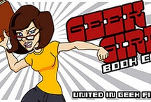 Geek Girls / by Nikki G.