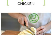 Receptek csirkehúsból