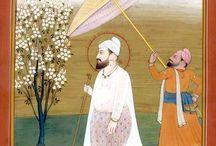 Sikh miniatures