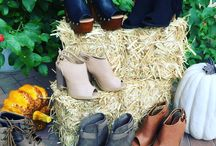 BOOTIES, SANDALS, & MORE / Find a pair of shoes for every outfit in your closet! / by Ella Bleu