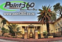 Paint Suppliers / We Deliver Paint to these Major Cities in South Africa