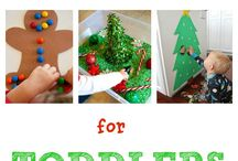 Christmas for Kids / by Melissa at The Eyes of a Boy blog
