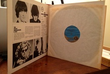 Rock Warehouse. Songs and stories / The collectors gallery of vinyl records original first press
