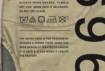 denim packaging
