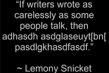 The Writer in Me!