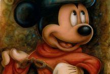 Disney / by Maria Reed