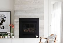fireplace cladding