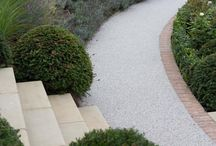circular planting in beds