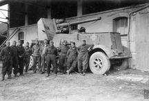Modelling - German SdKfz (Armored)