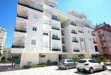 Immobilien in Antalya/Türkei / Alle arten von Immobilien in der Türkei