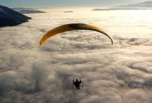 Paraglinding / volné létání
