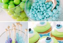 Party Ideas- Monsters Inc