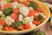 Healthy food! :) / by Mikaela Van Wingerden