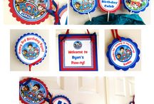 Paw Patrol Party / by Danielle Simpson