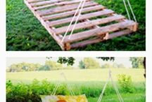 Pallet furniture / Pallet furniture
