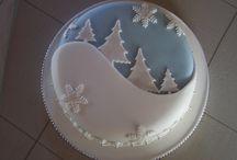 Vánoční dorty