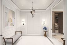 Park Avenue Apartment / A high-end residential construction undertaken and executed beautifully by INS Contractors.