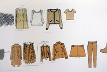 Fashion Sketches / by Ana
