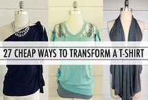 DIYs clothes