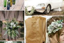 Rustic Wedding / rustic weddings ideas