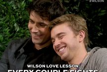 Will + Sonny =Wilson :) / by Lindsey