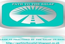 PATH TO THE SALAF: Video's / Various Fatawa and Advice from our Ulamaah