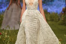 Paolo Sebastian 2017 Spring Summer Couture - Wildlowers