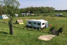 mooie strand camping