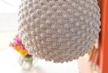 Amelietilde/Crochet lamp