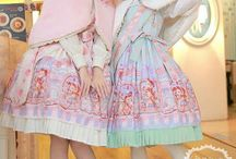Lolita Styling / cute sweet lolita accessories and looks
