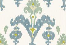 Fabric inspired / by Carolyn McCallum
