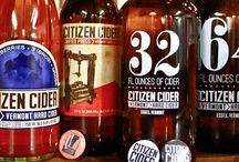 Beer and Cider and Delicious, Oh My! / Adult Beverage deliciousness / by Leah Dion