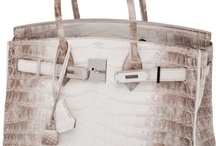Handbags, clutch and scarves / by Lucy Garcia