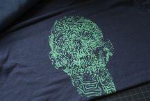 t shirts / screen printed tees