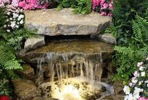 water features for the back yard