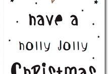 kaarten kerstmis