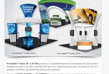 Formulate Fusion / One of the most effective ways to exhibit is with Formulate Fusion exhibits.