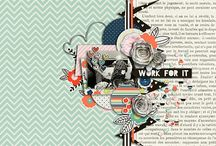 Zoliofrope Designs : Inspiration / Digital Scrapbooking Layouts by the Zoliofrope Designs Creative Team    Using digital scrapbooking layered templates from Zoliofrope   available at Sweet Shoppe Designs.com